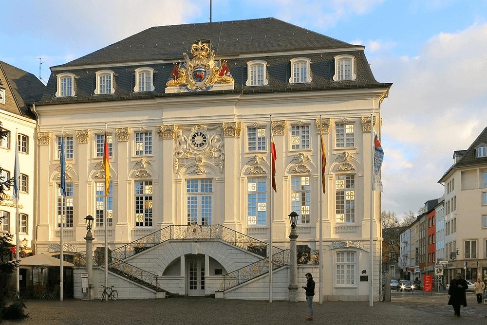 Webdesign für Bonn