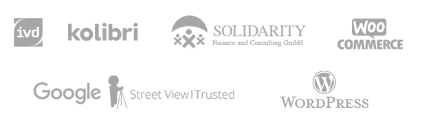 Unsere Kooperationspartner für Ihre Website
