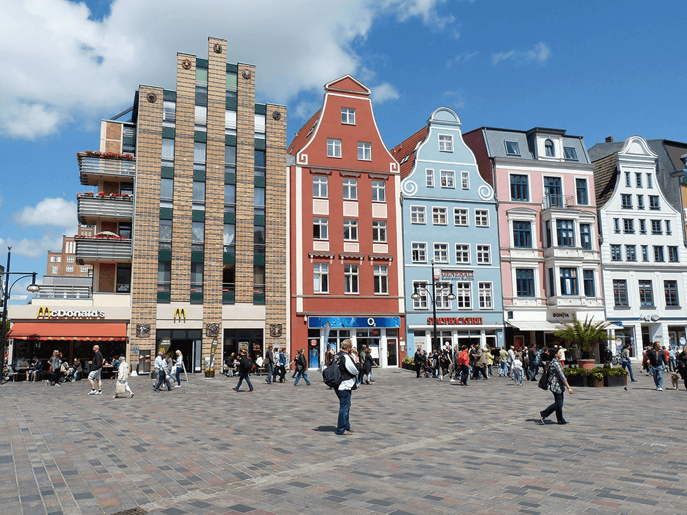 Webdesign für Rostock