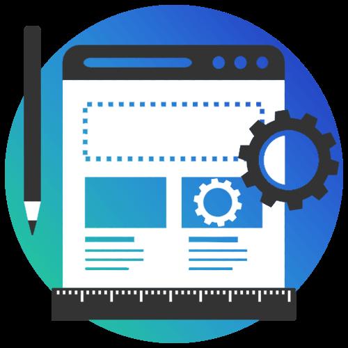 Schritt 2 Entwurf des Webdesign
