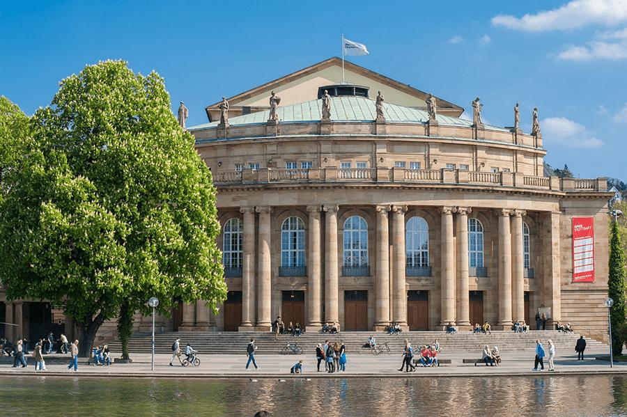 Webdesign für Stuttgart